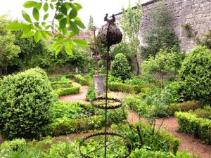 wy dit joli village jardins du musée de l'outil